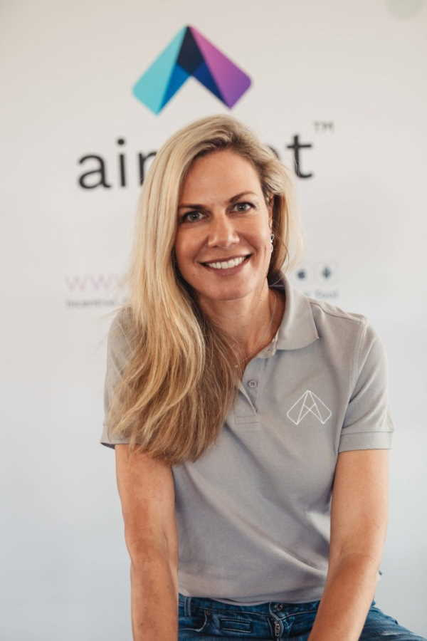 Heather Mostert, Co-Founder and Director at Airshot