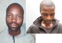 2 Dangerous prisoners escape from courts, Eastern Cape. Photo: SAPS