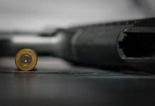 Firearms recovered, 'Vaal Reefs 5 Shaft hostel'- Orkney