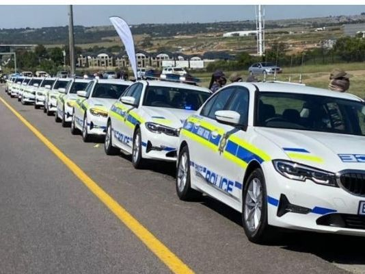 Relaunched 'Gauteng Highway Patrol Unit' recover 7 stolen and hijacked vehicles. Photo: SAPS