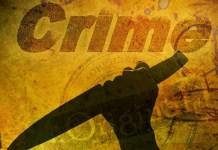 Kagisho police investigate a case of murder