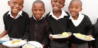 West Coast school feeding programme continues