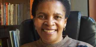 Social worker Dr Penny Kupa