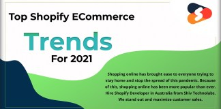 Top Shopify ECommerce Trends For 2021