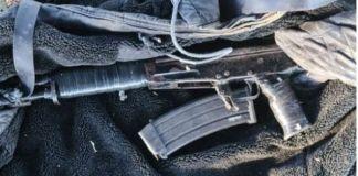 Sandringham hijacker arrested with R5 rifle, JHB. Photo: SAPS