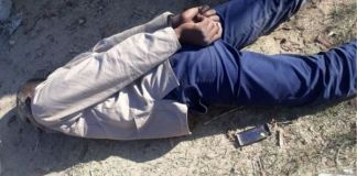2 Most wanted, Olievenhoutbosch criminals, arrested. Photo: SAPS