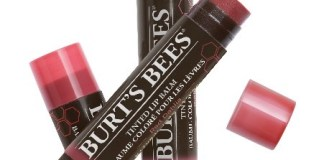 Burt's Bees 100% Natural Tinted Lip Balms