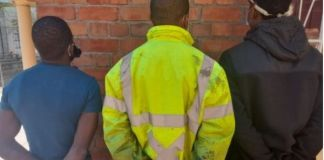 3 Farm attackers arrested after couple assaulted with pangas, Campbell. Photo: SAPS