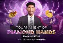 Remitano Launches 'Tournament of Diamond Hands'