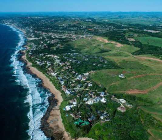 Zululami Luxury Coastal Estate located on the shores of Sheffield Beach, KwaZulu-Natal North Coast