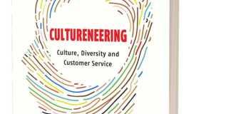Cultureneering: Culture, Diversity and Customer Service is serial entrepreneur Ian Fuhr's third book