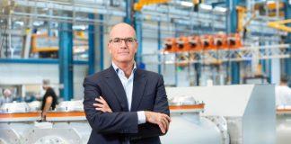 Hitachi Energy CEO Claudio Facchin