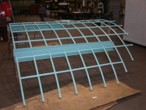Custom Awning Frame