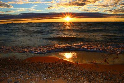 Southampton Ontario Sunset