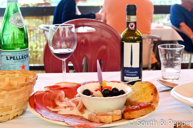 Taverna del Guerrino in Montefioralle