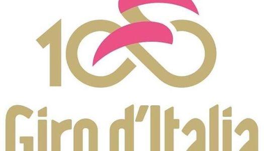 Giro d'Italia: hoe ziet het bord van de wielrenner eruit?
