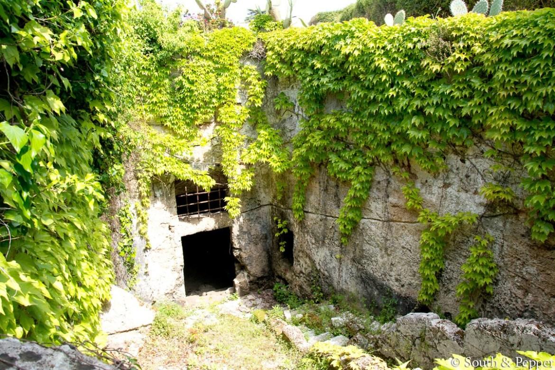 Ondergrondse grot