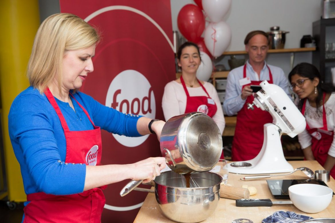 Anna Olson Food Network
