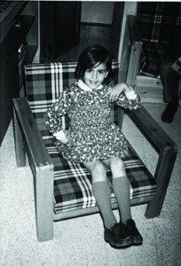 Old chair from Martí Anson's father