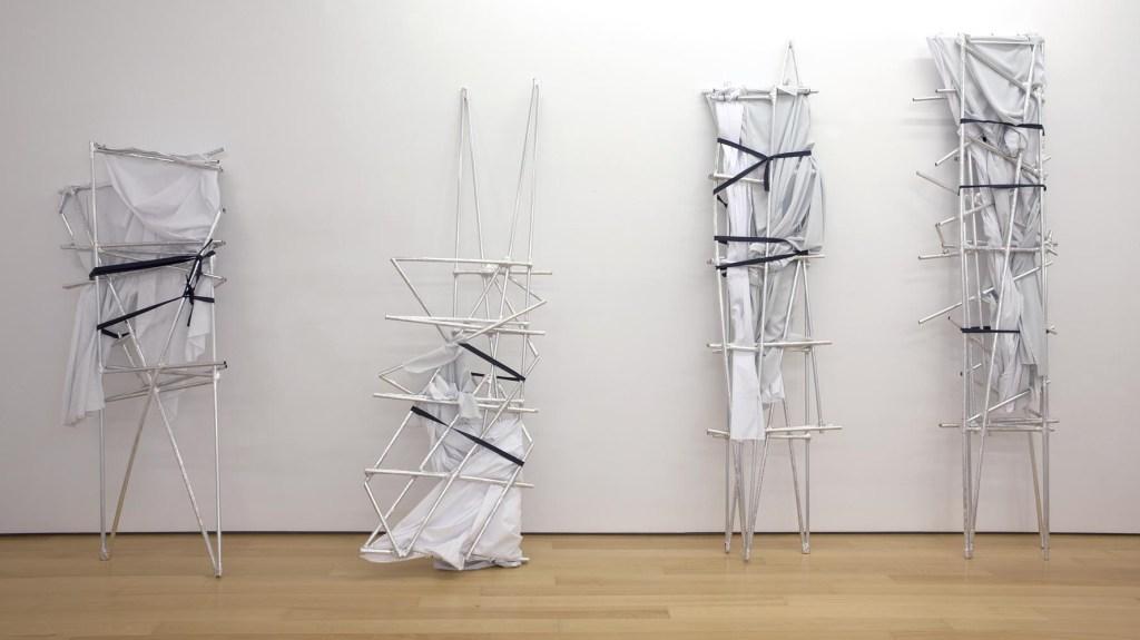 Yorgos Sapountzis, Athens Screens, 2014_installation view_f