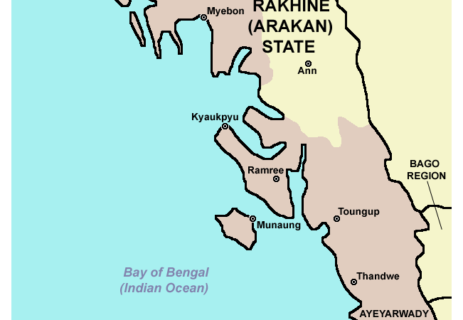 A Brief History of Arakan: From Kingdom to a Colony