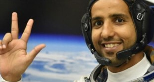 First Arab on ISS set for Earth return