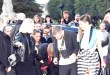 Justin Timberlake gets pranked at Paris Fashion Week