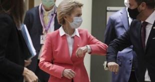 Elbows? Masks? Presents? Let this divisive EU summit begin!