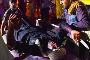 Dozens of civilians, 12 US troops killed in a bloodbath at Kabul airport