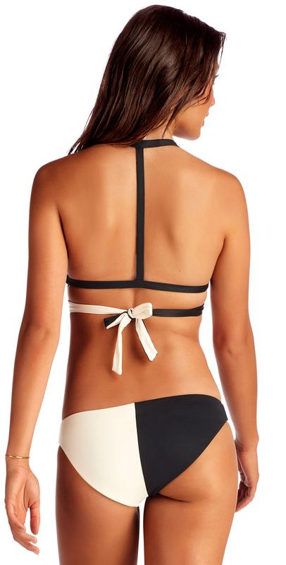 Vitamin A The Domino Effect Camryn Wrap bikini | http://bit.ly/2gwqkOn