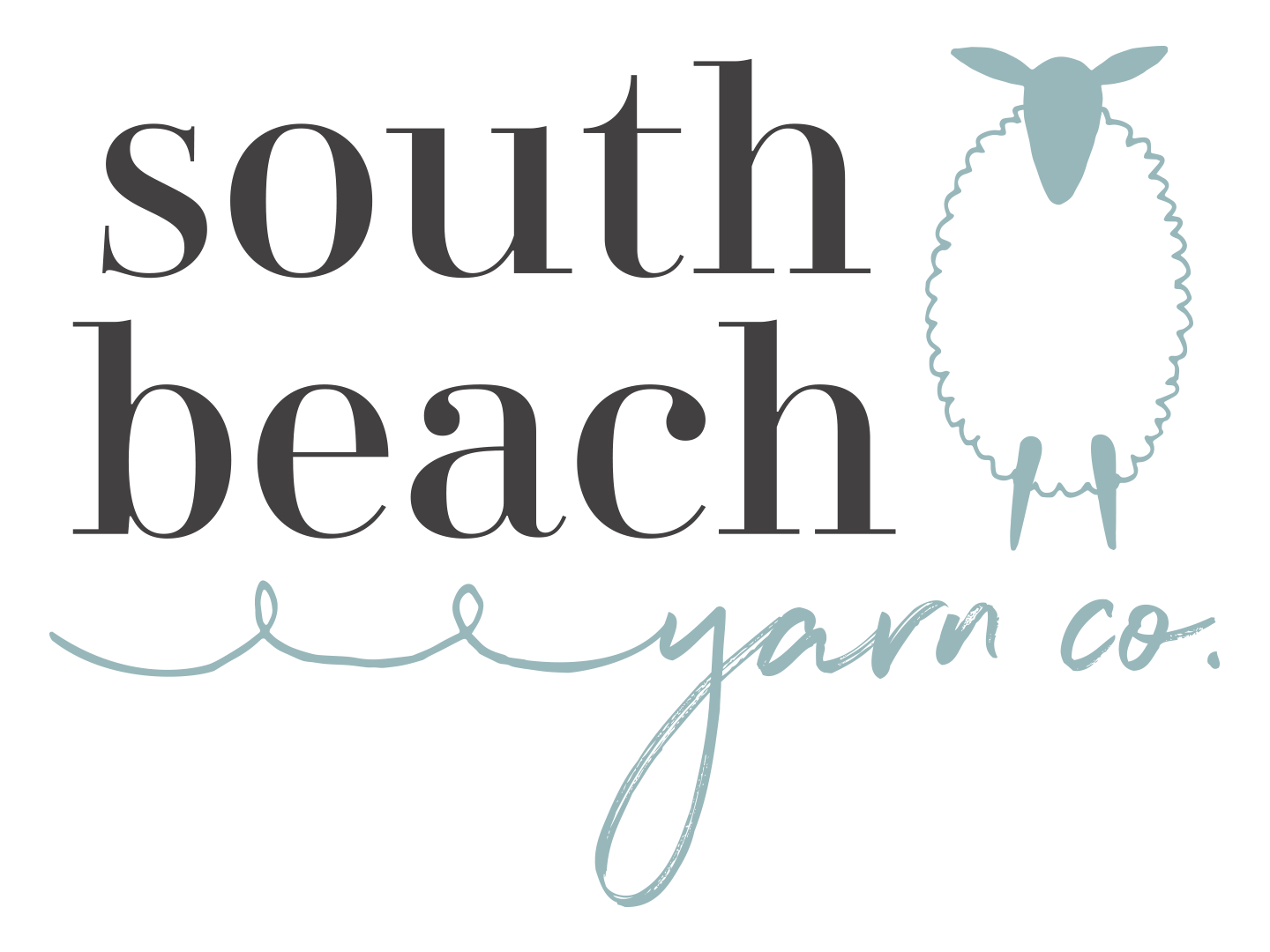 South Beach Yarn Co Logo