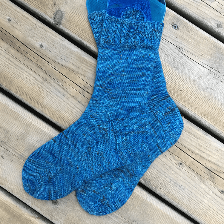South Beach Basic Sock Pattern