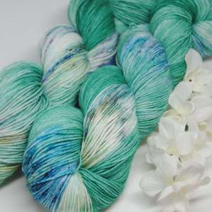 Spring Meadow Hand-Dyed yarn