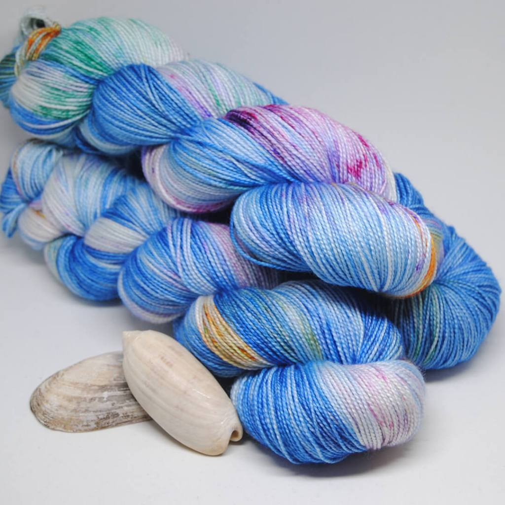 Tropical Reef Hand-Dyed Yarn