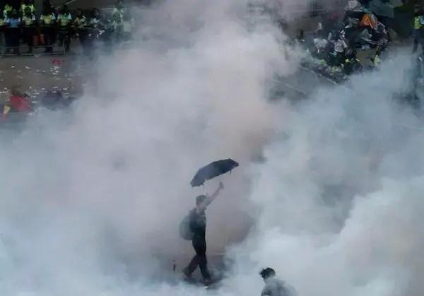 Hong Kong Umbrella Revolution Occupy Central