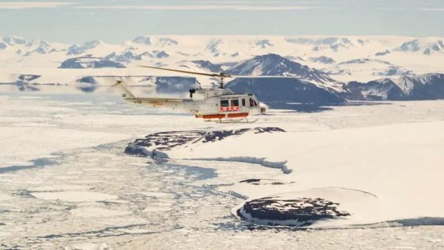 Antarctica-ice-melt-climate