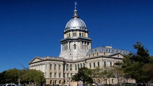 Illinois-state-capitol