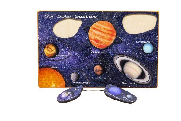 Solar System Imagination Puzzle