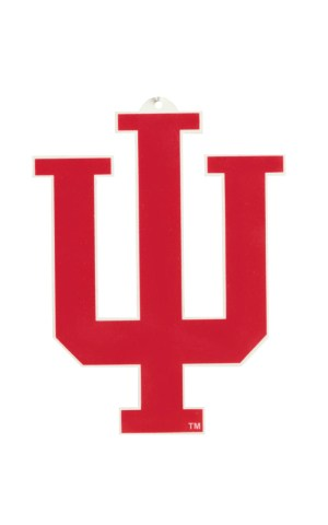 Indiana University Trident Ornament
