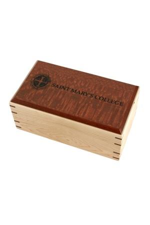 St. Mary's College Hardwood Box
