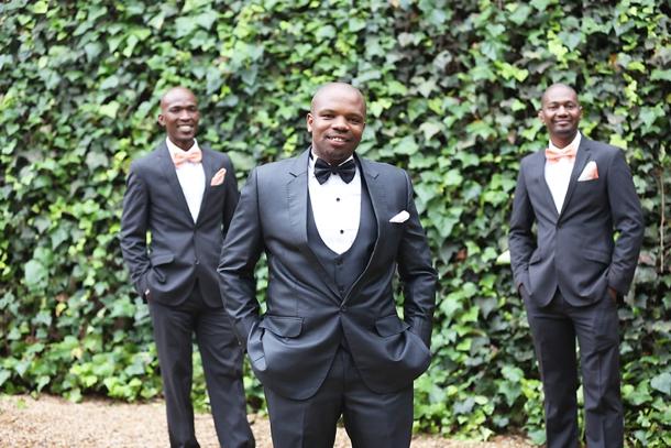 Formal Wedding Attire