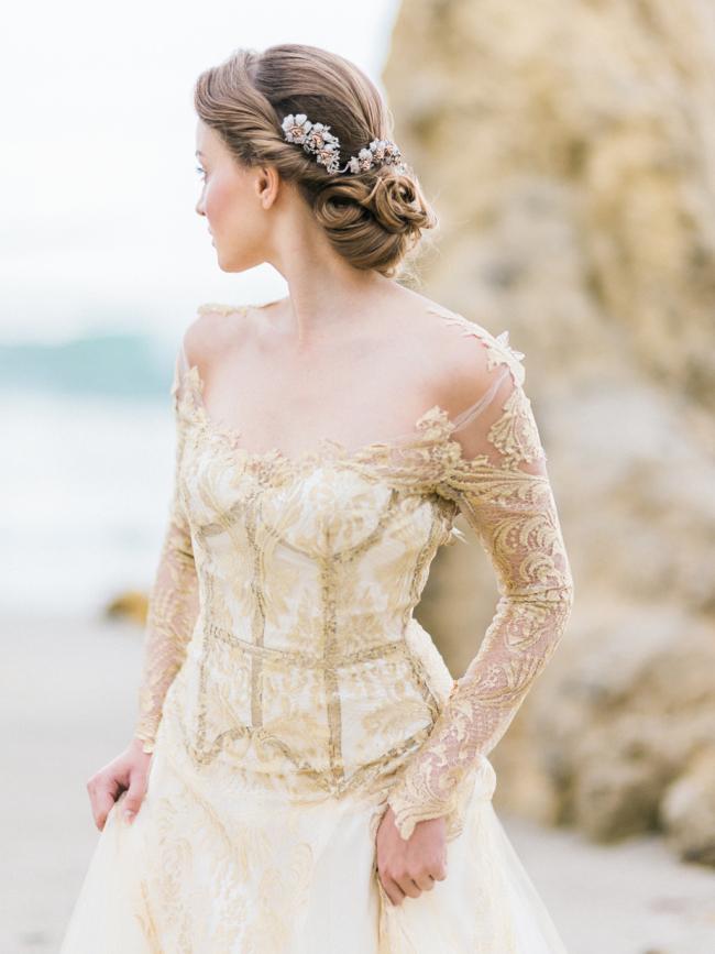 20 Romantic Bridal Updos SouthBound Bride