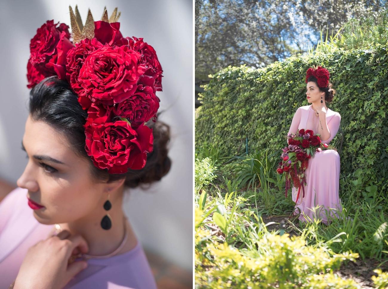 Spanish Flamenco Wedding Inspiration By Jacoba Clothing