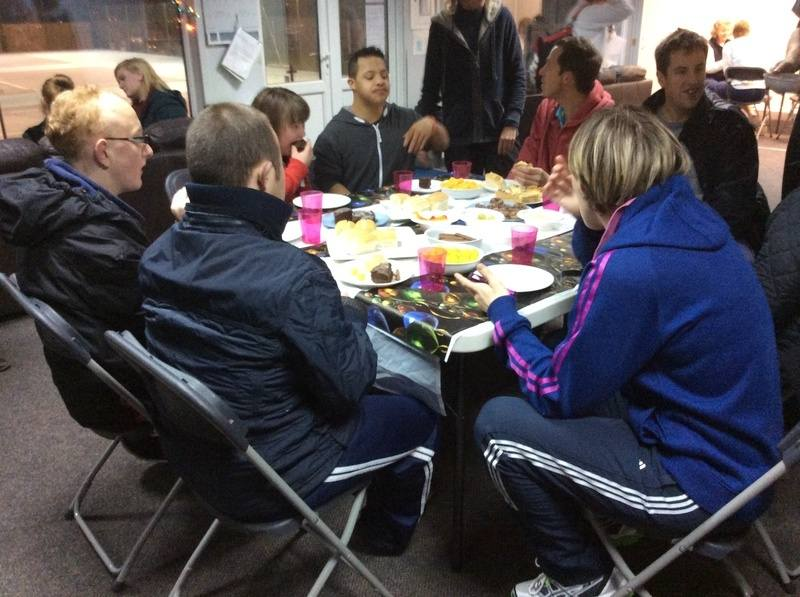 Learning disability Christmas party (3)