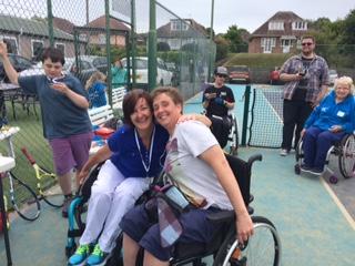 Wheelchair tennis (2)