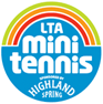 mini tennis logo