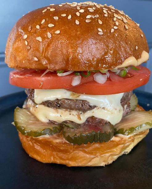 Edmund's Oast Burger
