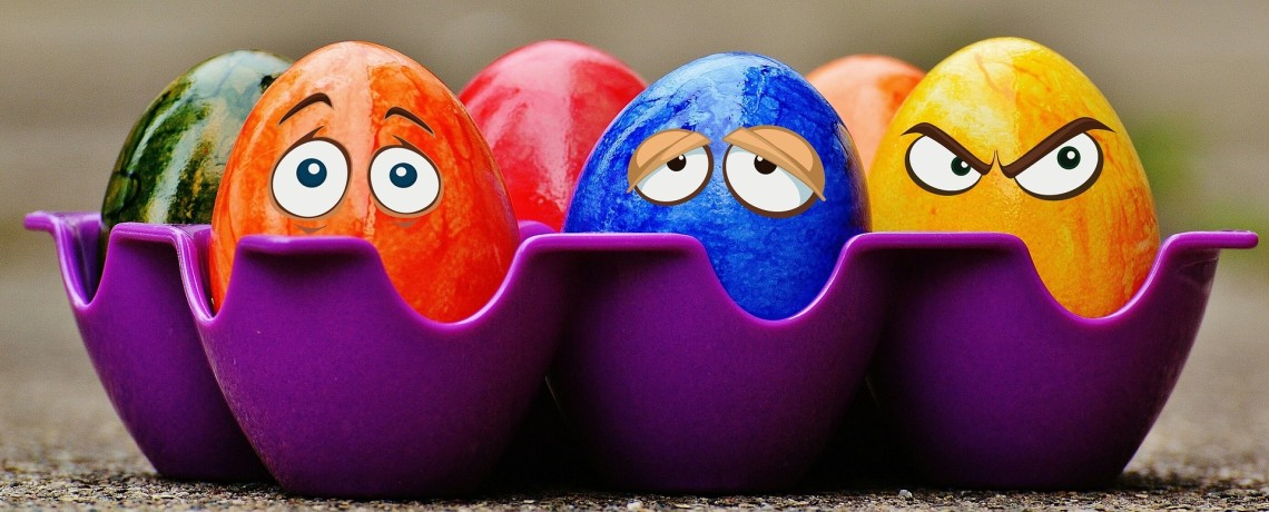 Ready For Easter Egg Ideas
