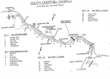 South Chesthill Fishings