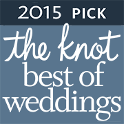 """B-Sharp Entertainment is a 2015 Winner of The Knot's """"Best Of Weddings"""""""